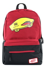 Рюкзак Vans - Shark Red Black