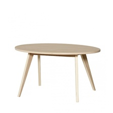 Детский стол Oliver Furniture Wood Ping Pong Tisch (натуральный)