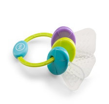 Прорезыватель COLORFUL SILICONE TEETHERS, Happy Baby