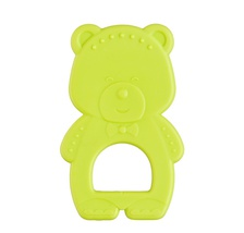 Прорезыватель Happy Baby Color Bear, lime