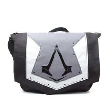 Сумка Assassin's Creed Syndicate Grey Flap Logo