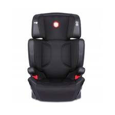 Автокресло LO-Hugo isofix Leather Black